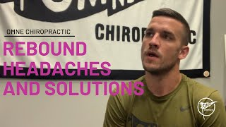 REBOUND HEADACHES and SOLUTIONS