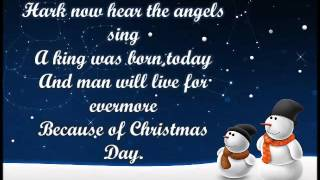 Christmas Song: Mary's Boy Child