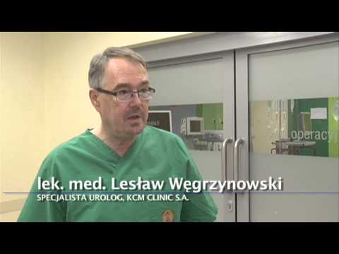 Leki zapalenie gruczołu krokowego NSP