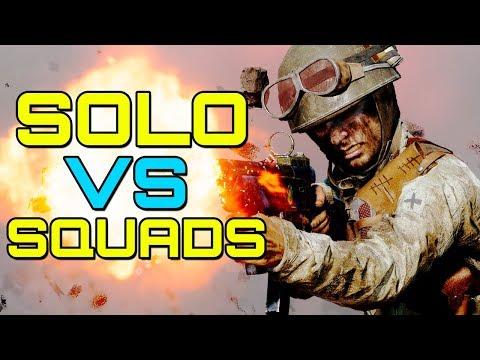 Download Battlefield 5 Firestorm Solo Versus Squads Is Hard