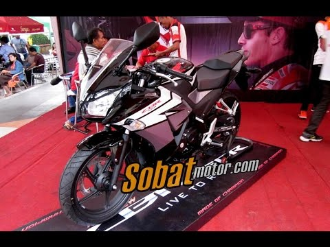 Launching All New Honda CBR 150R 2015 Indonesia - www.sobatmotor.com