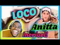 Anitta - Loco (Official Music Video) | REACTION | 🇺🇸 Maikuniverse