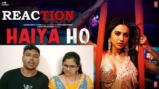 Marjaavaan Haiya Ho Reaction By South Indians Sidharth M Rakul