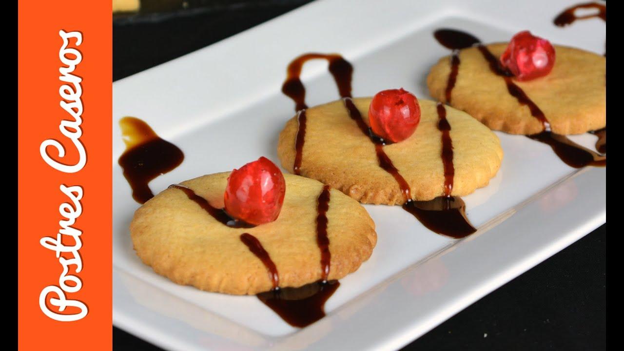 Galletas de mantequilla | Javier Romero
