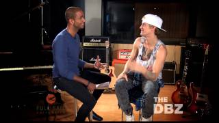 Video: Music Monday: Aaron Carter Interview