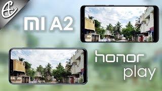 Xiaomi Mi A2 vs Honor Play Camera Comparison - Can Honor Compete?