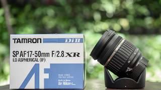 Trên tay và chụp thử Tamron 17-50mm f2.8