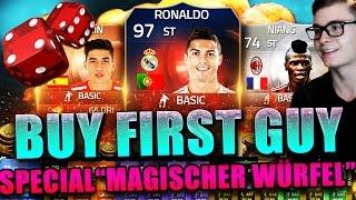 FIFA 15 BUY FIRST GUY CHALLENGE DEUTSCH FACECAM WÜRFEL SPECIAL OH SHIT  ULTIMATE TEAM DEUTSCH