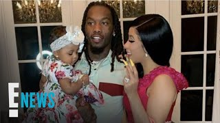 Inside Cardi B & Offset's $400K 1st Birthday Party for Daughter Kulture | E! News