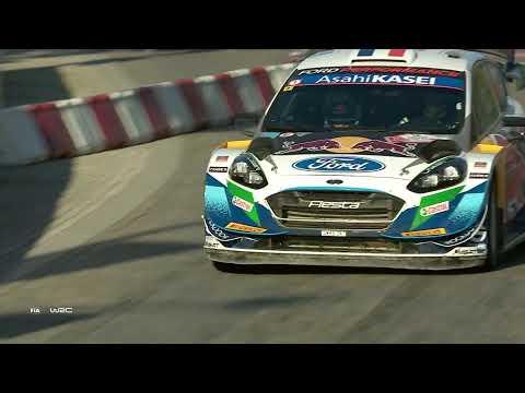 M-SportsフォードのDay2ハイライト動画 WRC 2021 第4戦ラリー・ポルトガル