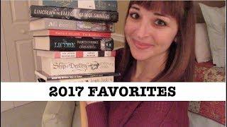 My Favorite Books of 2017