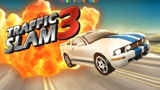 Traffic Slam 3 Car Crashing Game 3D - Best Kid Games