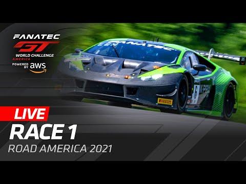 ブランパンGT 2021 ロード・アメリカ GT レース1動画