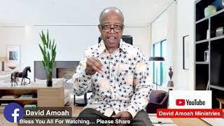Encourage Your self in the LORD / BY David Amoah