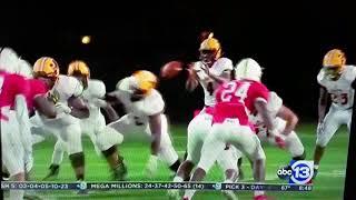 Manvel Mavs Football vs. Fort Bend Marshall