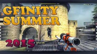Лучшие моменты CS GO Gfinity Summer Masters 2 [2015]