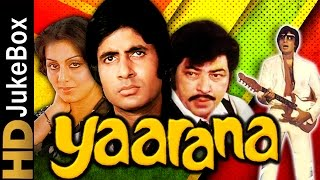 Yaarana (1981) Full Video Songs Jukebox | Amitabh