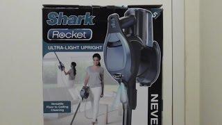 Shark Rocket Ultra-Light Upright Vacuum Review from Costco #940049