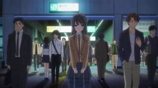 Seishun Buta Yarou Vídeo promocional