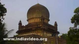 Jod Gumbaz at Bijapur in Karnataka