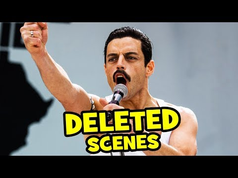 7 DELETED SCENES & SONGS In Bohemian Rhapsody You Never Got To See!