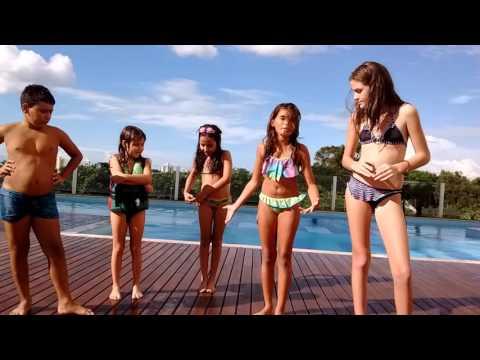 Desafio da piscina parte 1