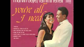 Marvin Gaye & Tammi Terrell  Baby Don't Cha Worry