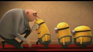 Despicable Me / #07 / Goodnight Kisses