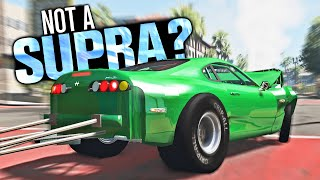 This is NOT A SUPRA! - BeamNG Drive Mods