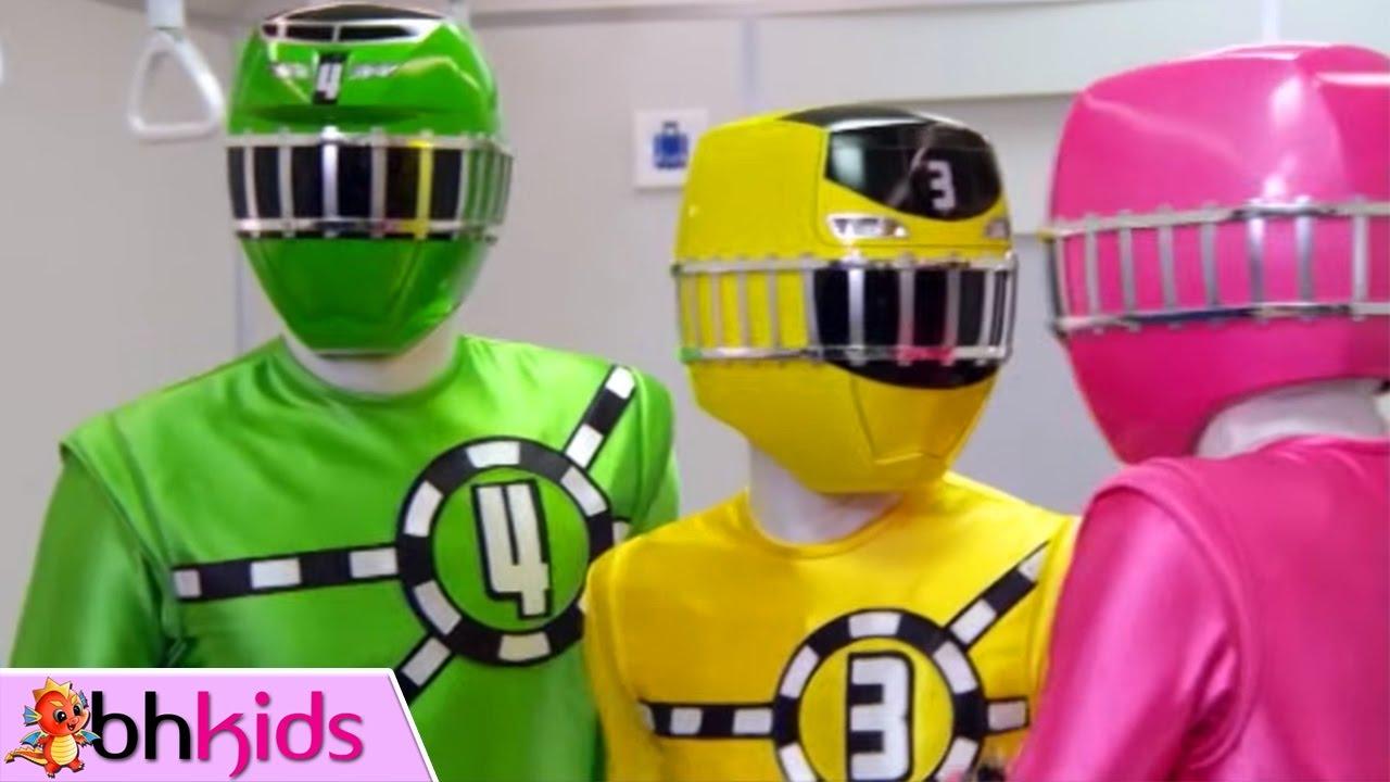 Siêu Nhân Đường Sắt - Ressha Sentai ToQger, Tập 8: Đoàn Tàu Hỗ Trợ