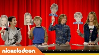 Nicky, Ricky, Dicky & Dawn | Get to Know Your Nick Stars! Official Clip | Nick