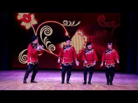 Вокальный мужской ансамбль «Балагуры»