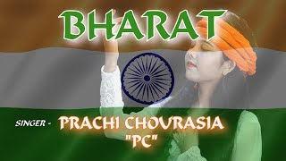 "BHARAT BY PRACHI CHOURASIA ""PC"" 