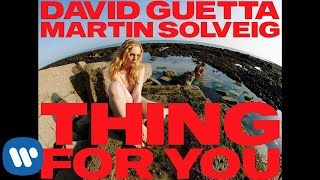 David Guetta & Martin Solveig   Thing For You (Official Video)