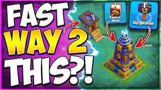 This Trick WILL Help Unlock 6th Builder Faster! How to Get O.T.T.O Bot Fast in Clash of Clans