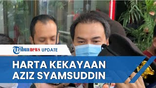 Dikabarkan Jadi Tersangka Kasus Dugaan Korupsi, Kekayaan Wakil DPR Aziz Syamsudin Capai Rp100 Miliar