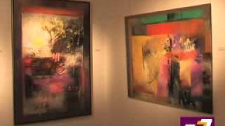 preview picture of video 'Exposition Goldstein à Melun'