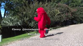 Silentó - Watch Me (Whip/Nae Nae) (Official Elmo Dance)