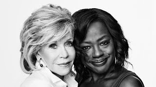 Actors on Actors: Viola Davis and Jane Fonda (Full Version)