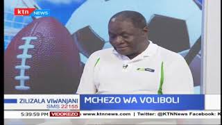 Masuala na maandalizi ya mchezo wa Voliboli: Zilizala viwanjani