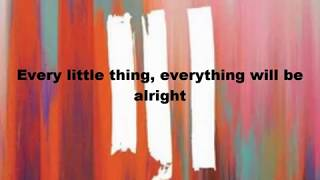 Evry Little Thing - Hillsong Y&F lyrics