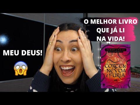 Corte de Névoa e Fúria - Sarah J. Maas l Camila Vieira