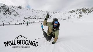 180 ON SKIS IN A DAY!