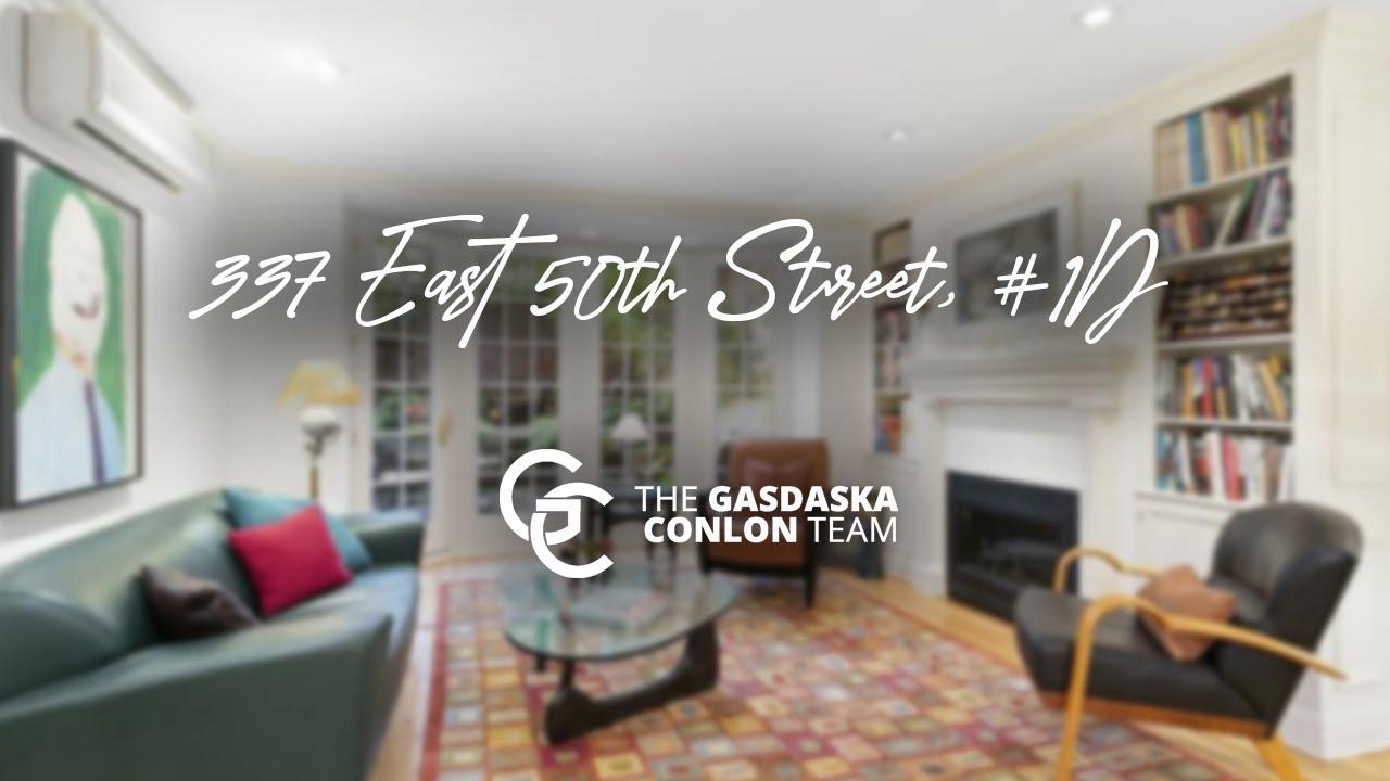 Walkthrough for 337 East 50 Street - Apt. 1D