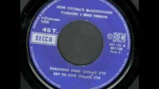 John Mayall & The Bluesbreakers - Key To Love