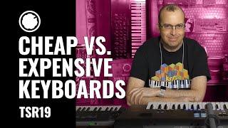 Comparing Yamaha Genos vs. Casio SA 47 | 8-Bit Keys | Thomann