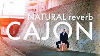 Cajon Sound Walk: Natural Reverb!
