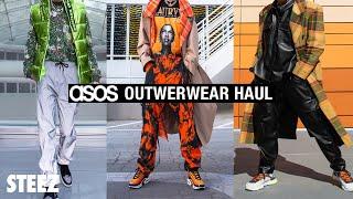 Asos Outerwear Haul Try-On! | Men's Fashion Spring 2020 | Dopensteez