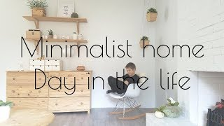 DAY IN THE LIFE 🌿Minimalist, homeschooling simple living