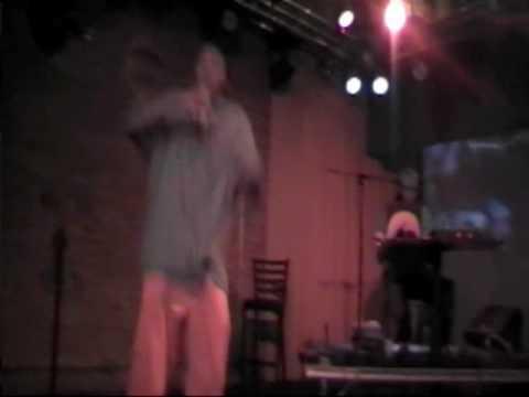 Pine Belt's Finest/New Power Magazine Concert pt.5: CRG Gettin His Swag Up!!!
